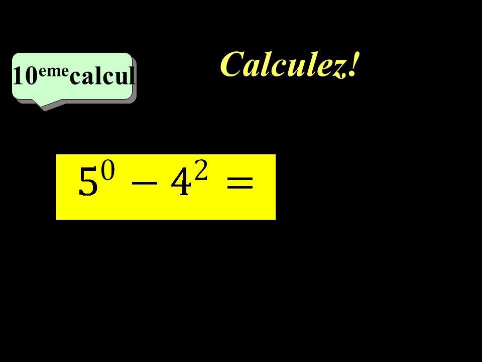 Calculez! 10emecalcul 1