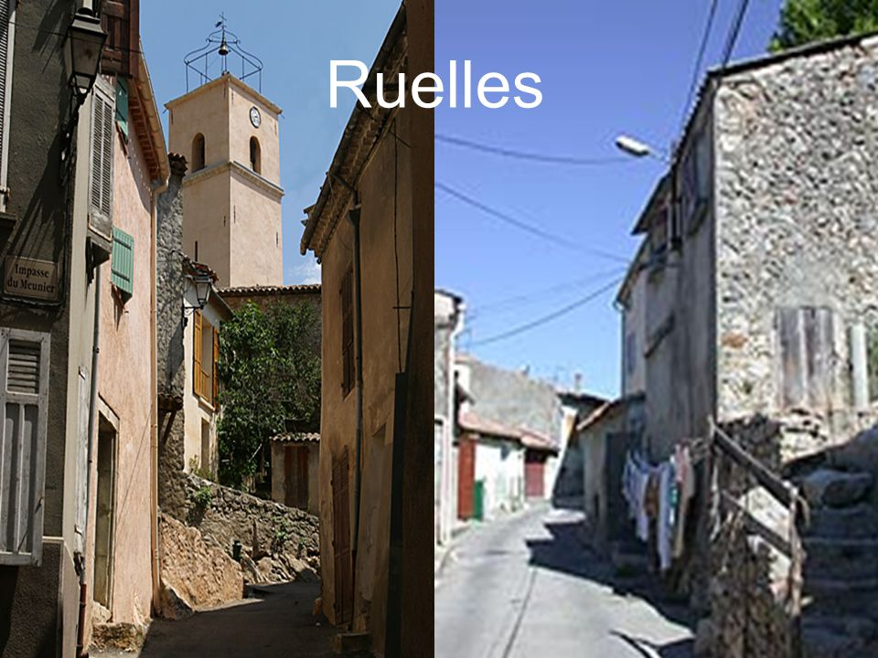 Ruelles