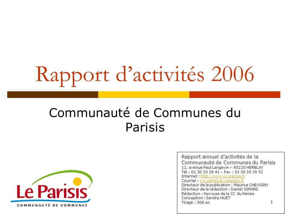 Communauté de Communes du Parisis