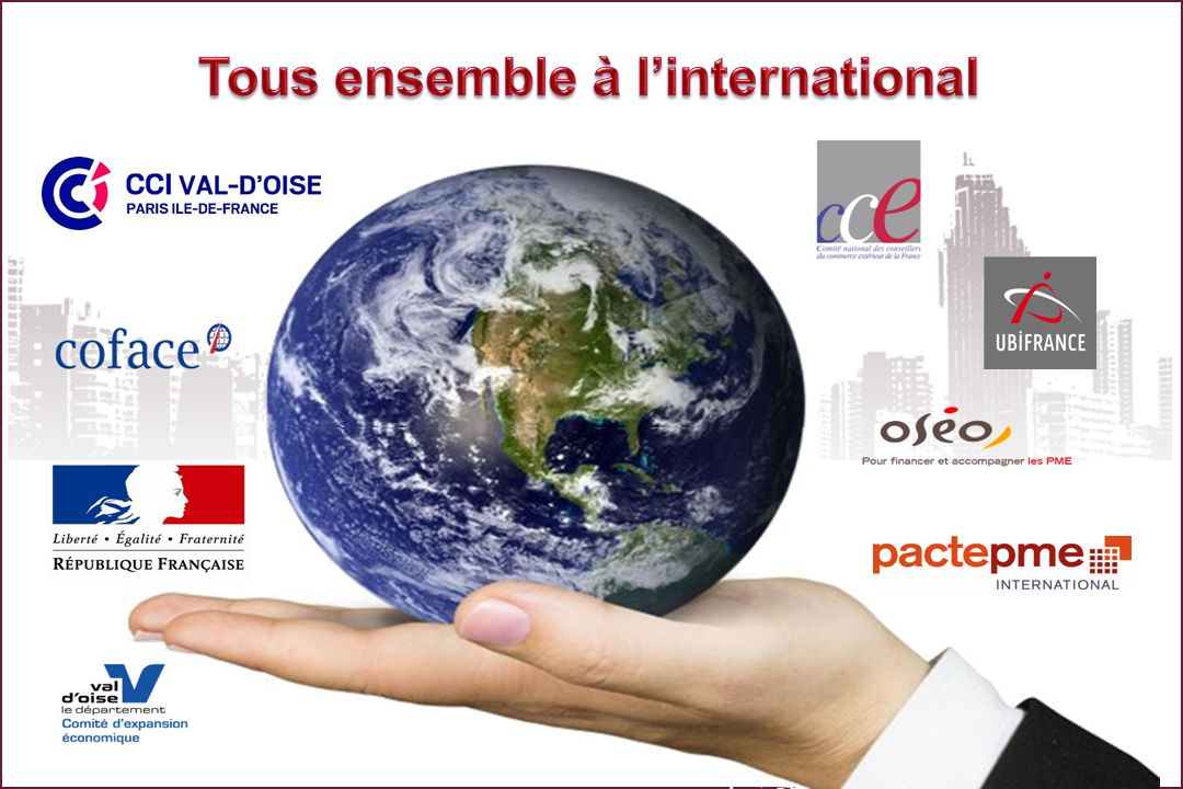 Tous ensemble à l'international
