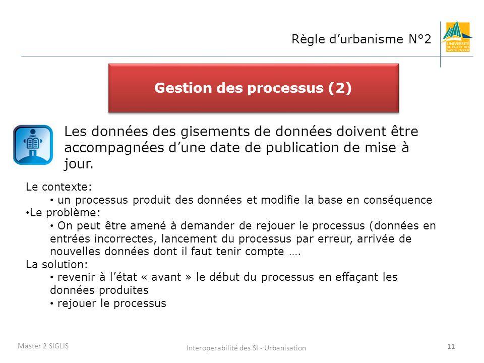 Gestion des processus (2)