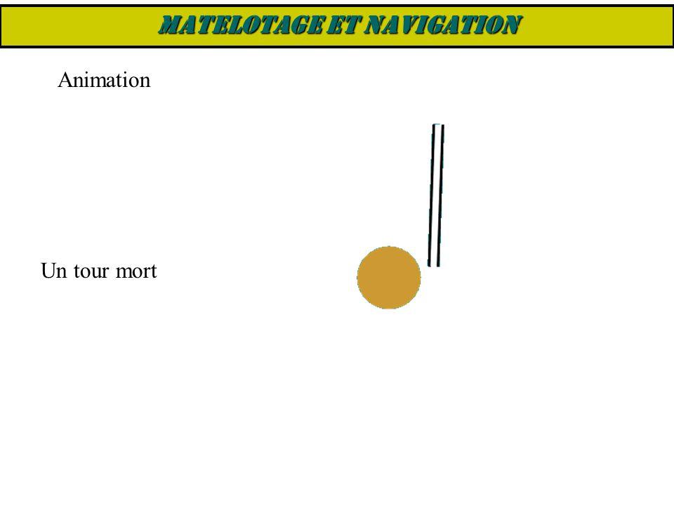 MATELOTAGE ET NAVIGATION
