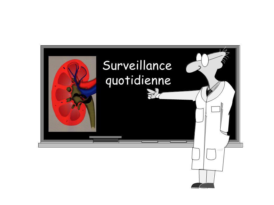 Surveillance quotidienne