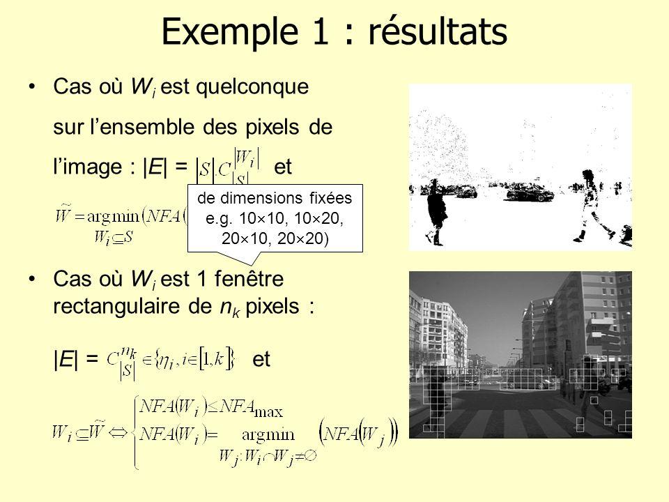 de dimensions fixées e.g. 1010, 1020, 2010, 2020)