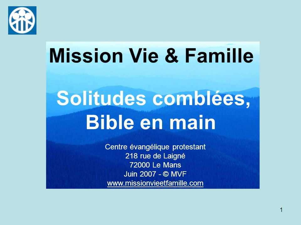 Centre évangélique protestant