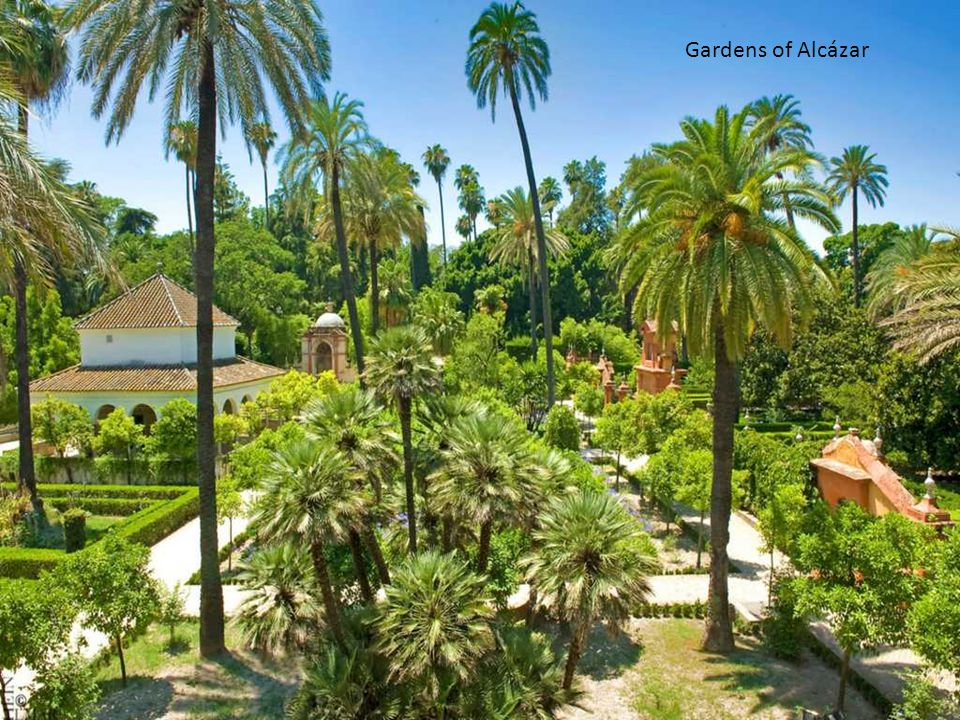 Gardens of Alcázar
