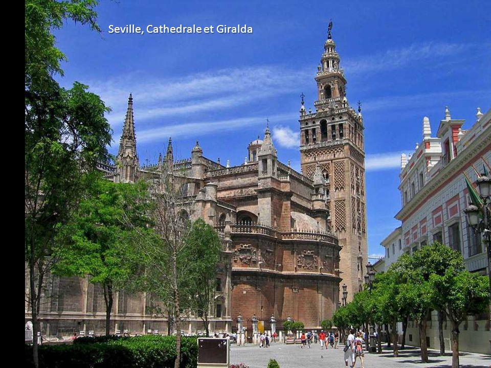 Seville, Cathedrale et Giralda