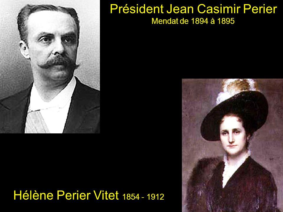 Président Jean Casimir Perier