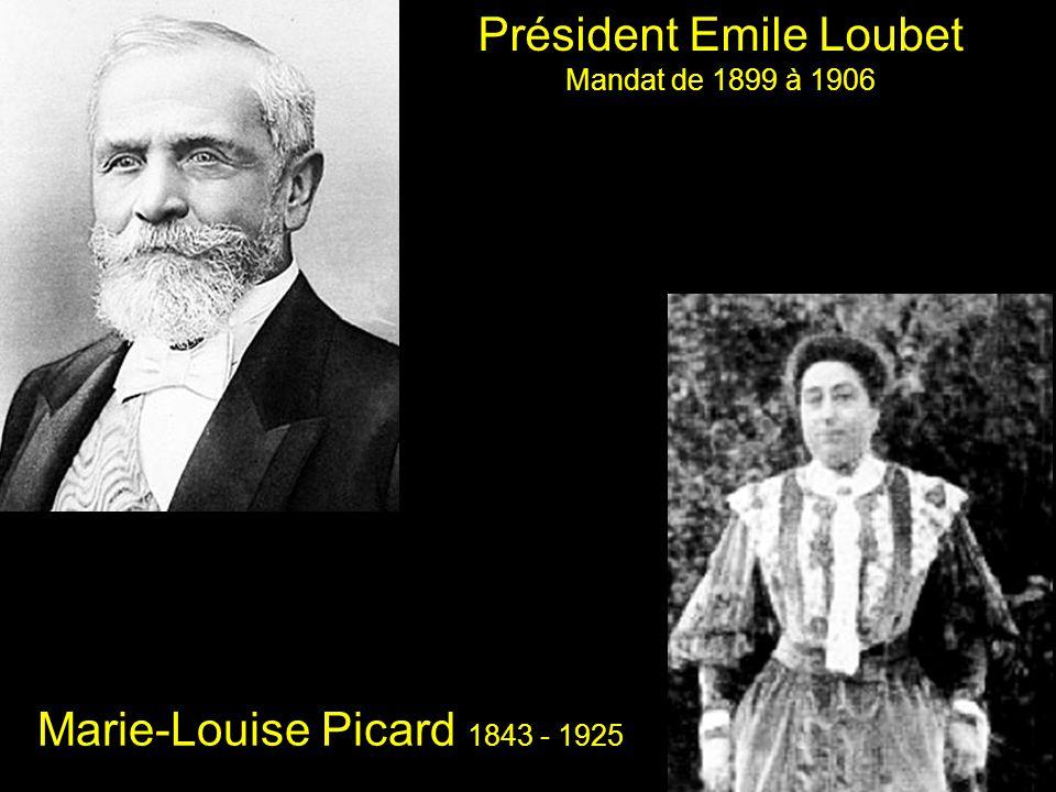Président Emile Loubet