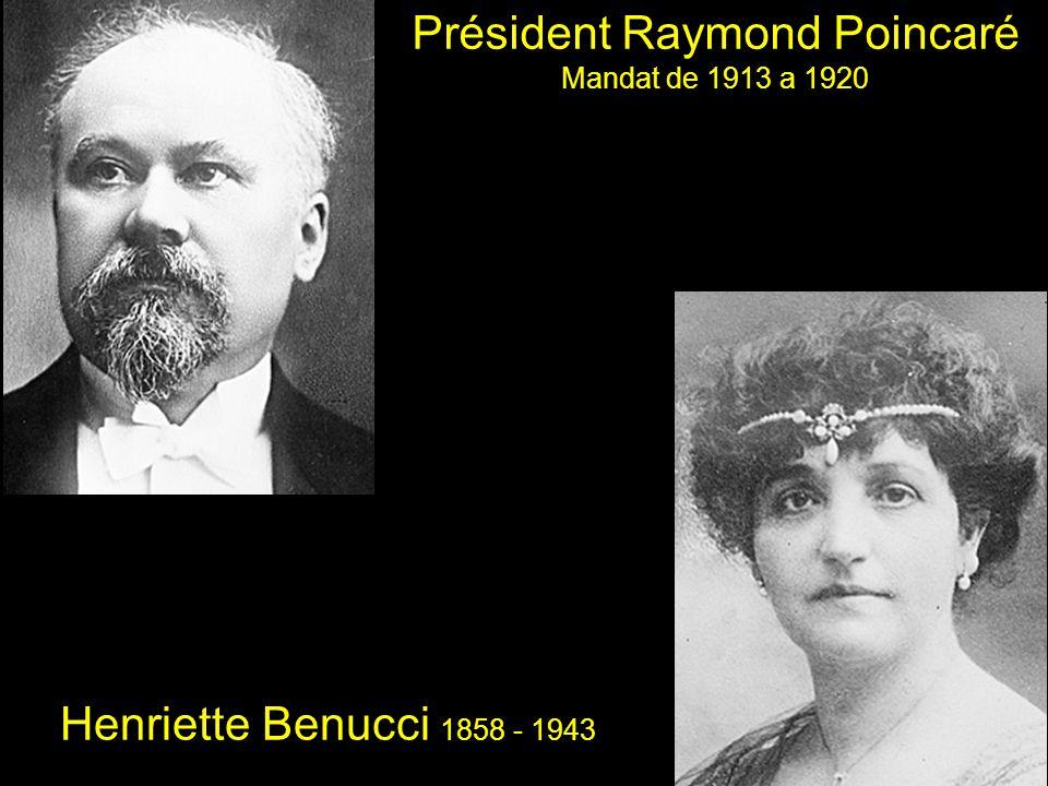 Président Raymond Poincaré