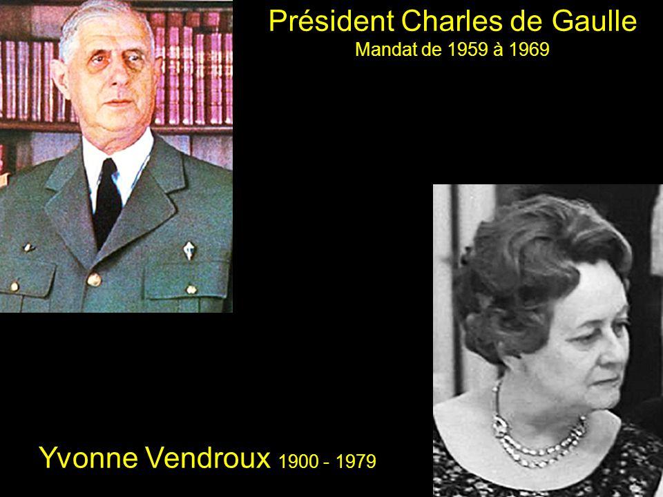 Président Charles de Gaulle