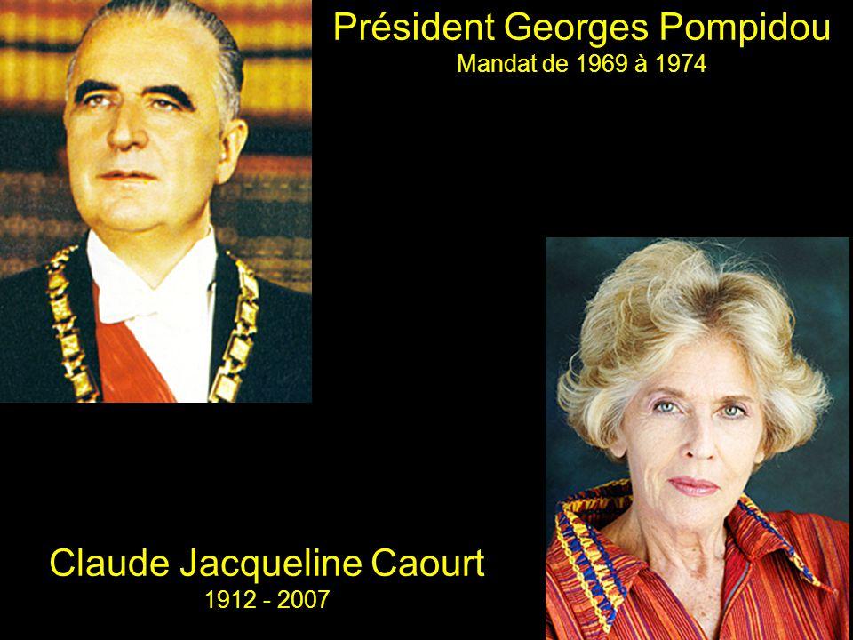 Président Georges Pompidou