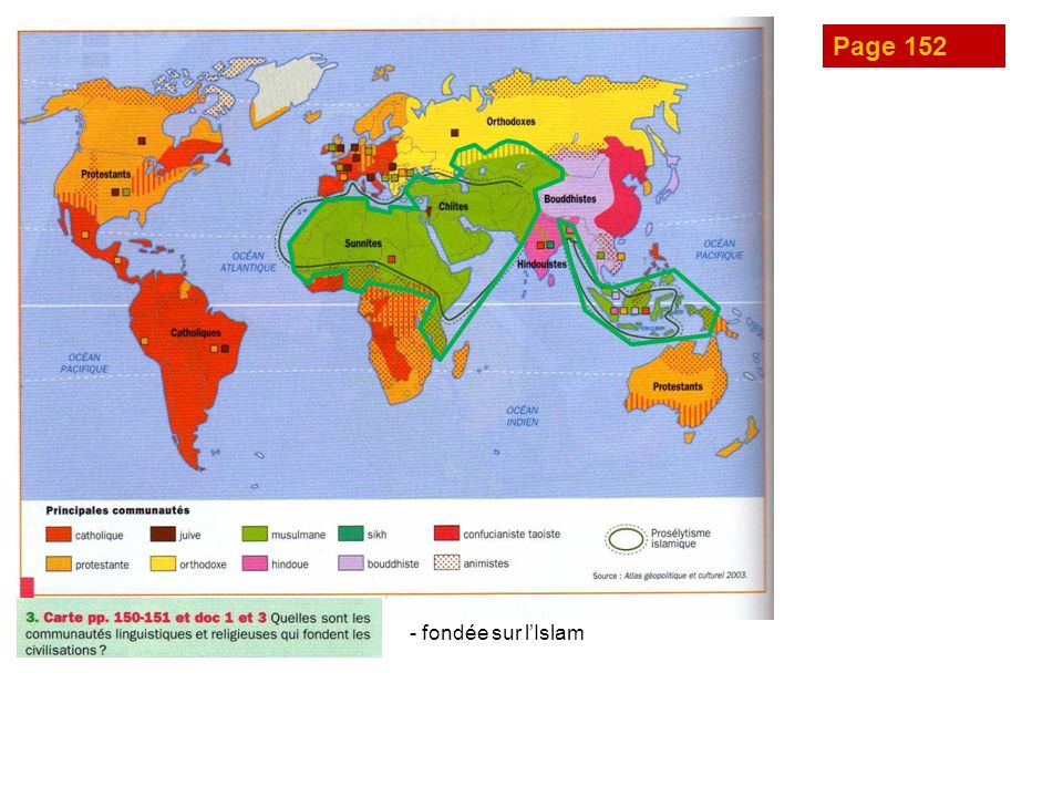 Page 152 - fondée sur l'Islam