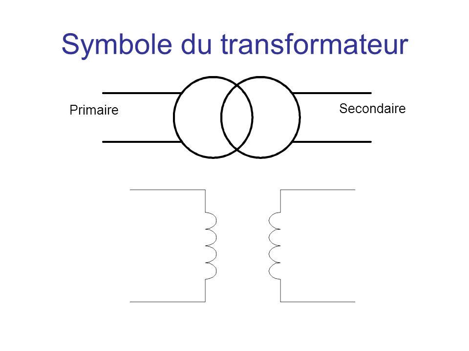Symbole du transformateur