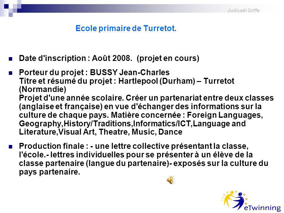 Ecole primaire de Turretot.