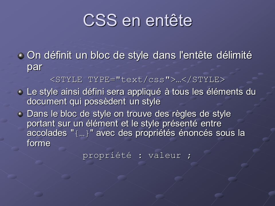 <STYLE TYPE= text/css >…</STYLE>