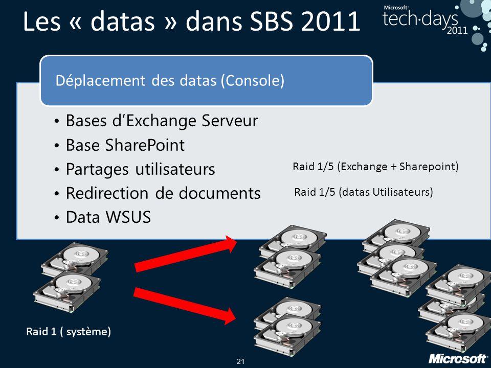Module 8: Manage Data Folders and Backup