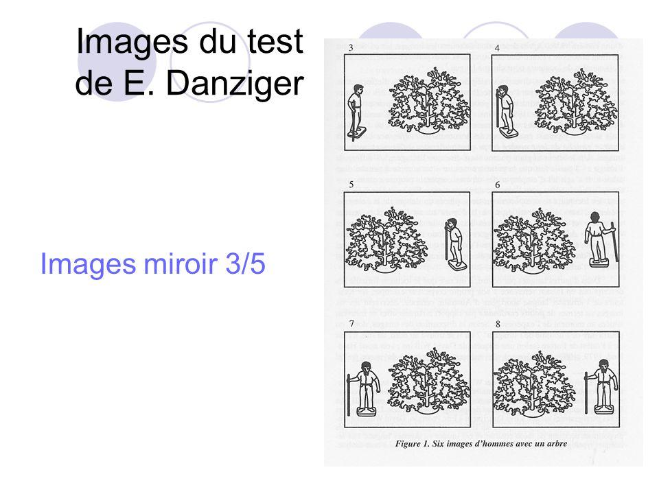 Images du test de E. Danziger