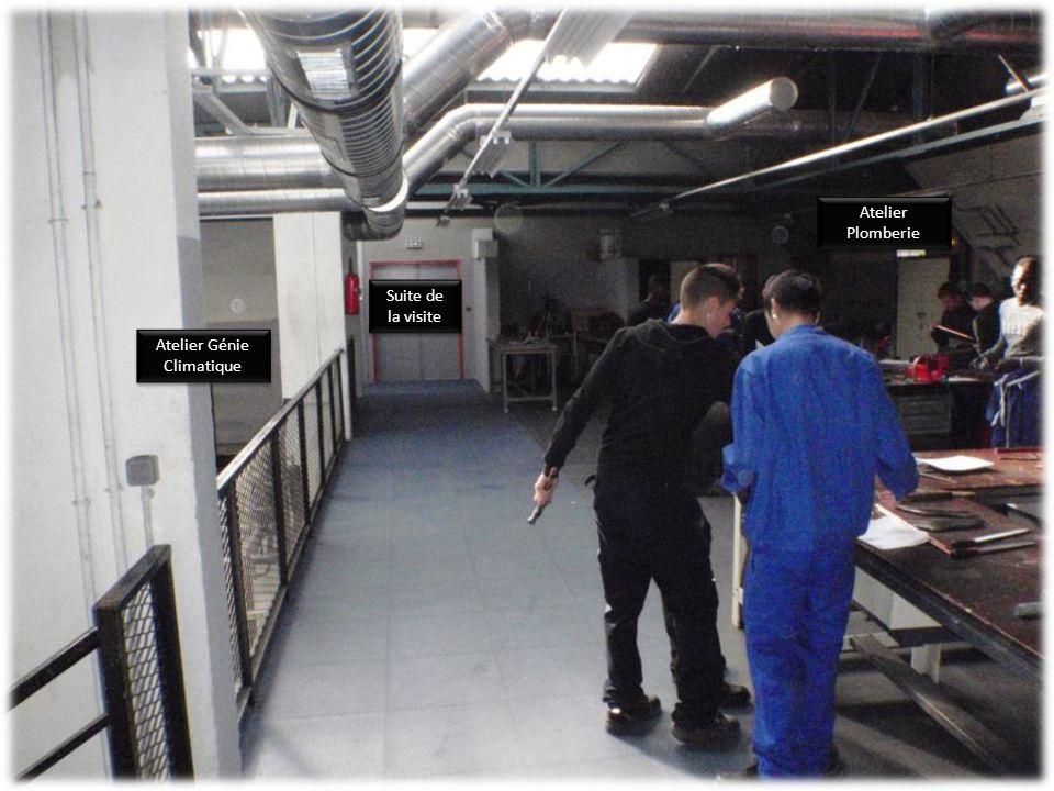 Atelier Génie Climatique