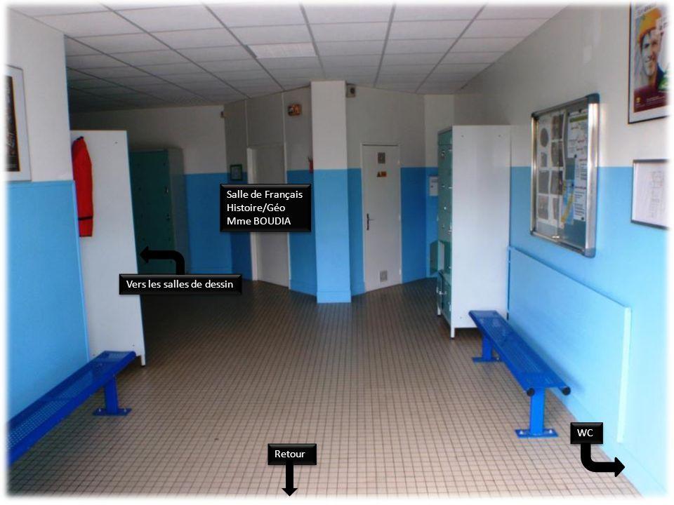 Salle de Français Histoire/Géo