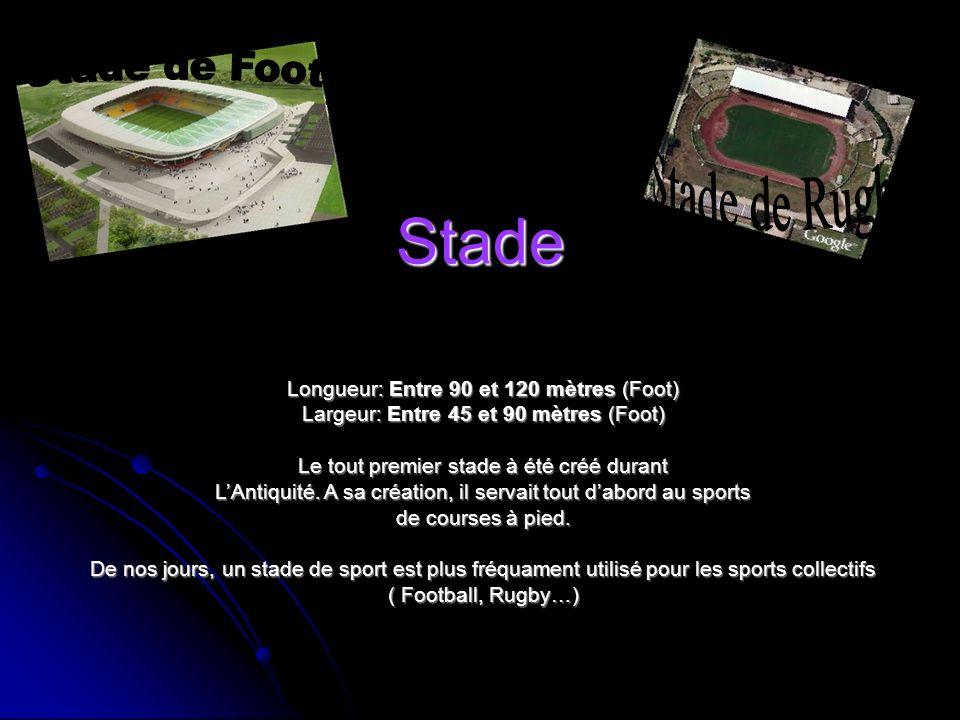 Stade Stade de Foot Stade de Rugby