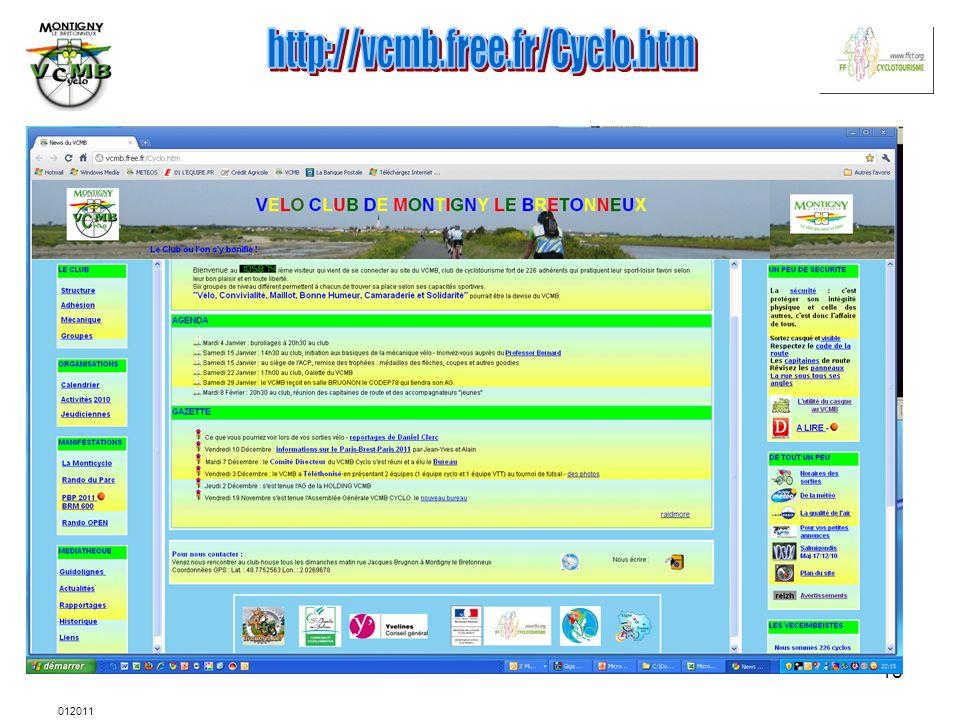 http://vcmb.free.fr/Cyclo.htm Un 012011