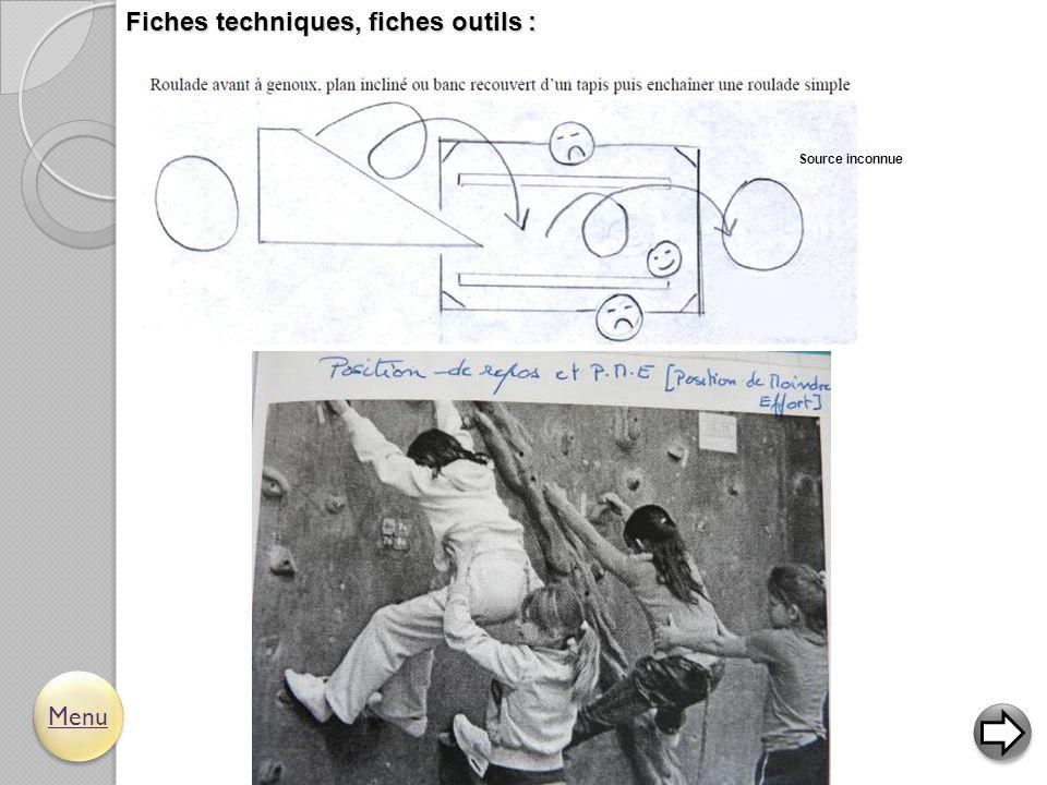 Fiches techniques, fiches outils :