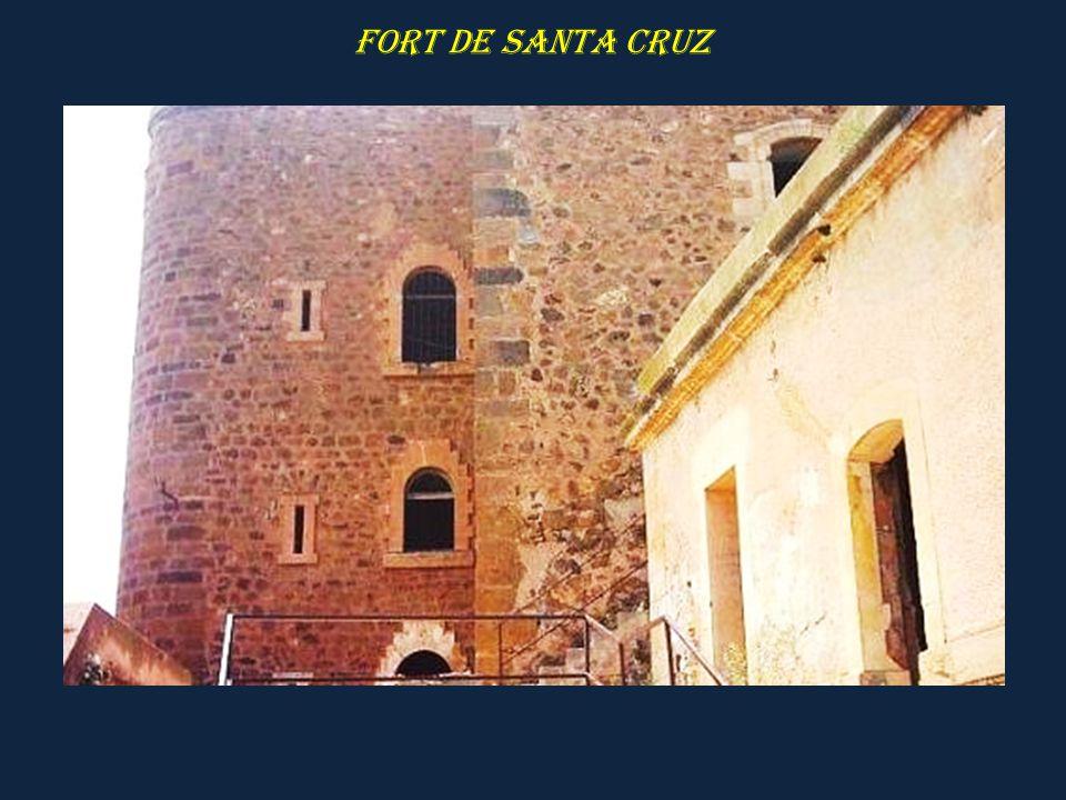 Fort de Santa Cruz