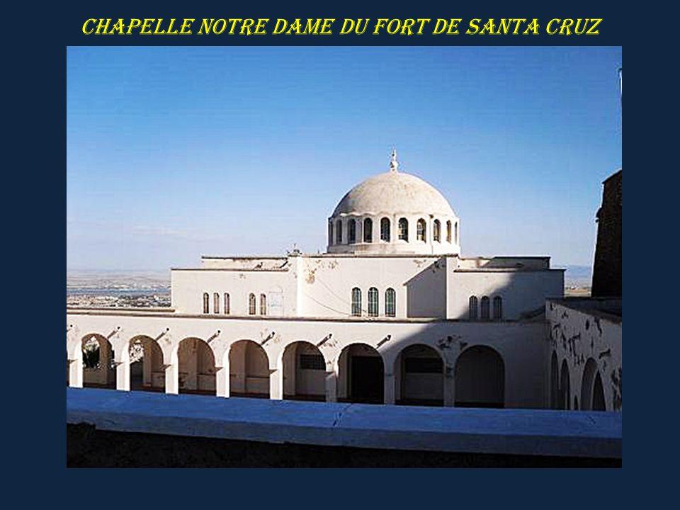 Chapelle Notre Dame du Fort de Santa Cruz
