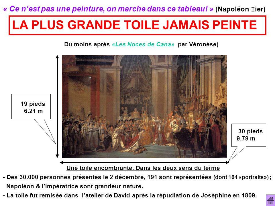 LA PLUS GRANDE TOILE JAMAIS PEINTE