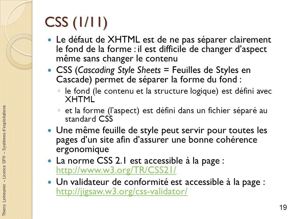 CSS (1/11)