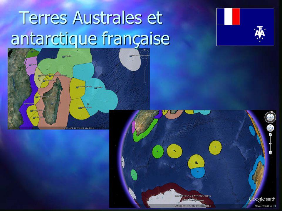 Terres Australes et antarctique française