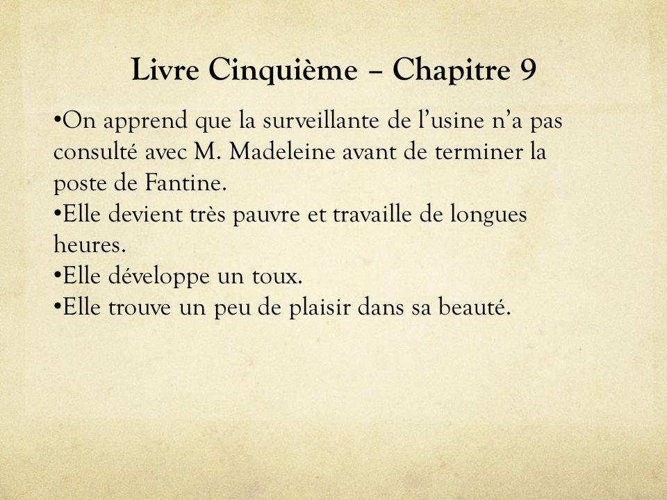 Livre Cinquième – Chapitre 9