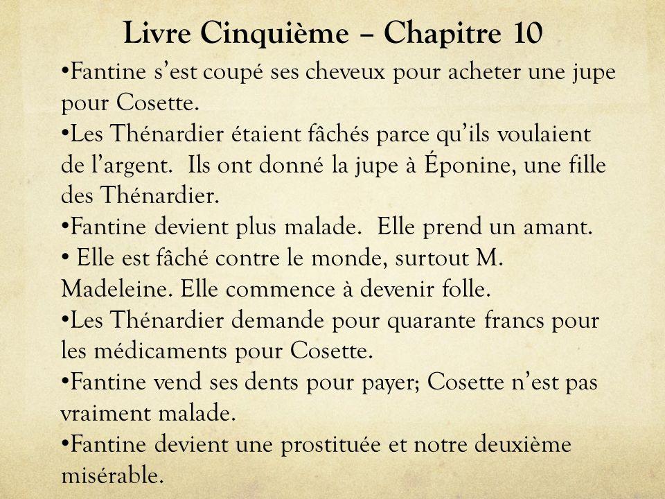 Livre Cinquième – Chapitre 10