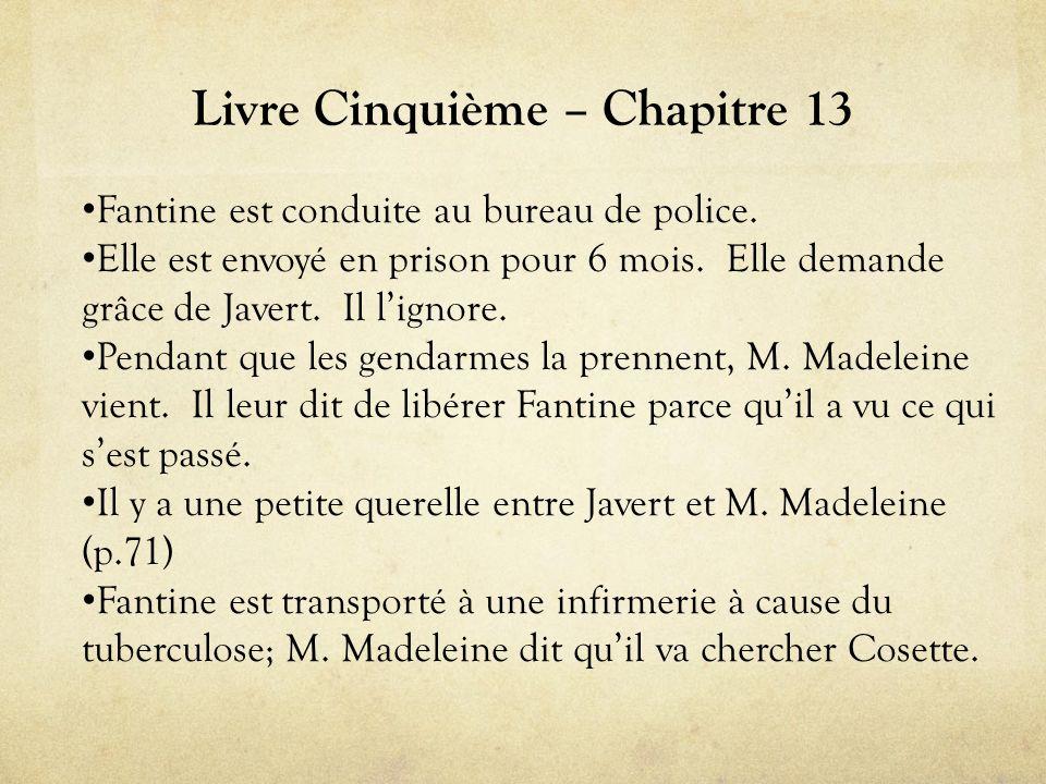 Livre Cinquième – Chapitre 13