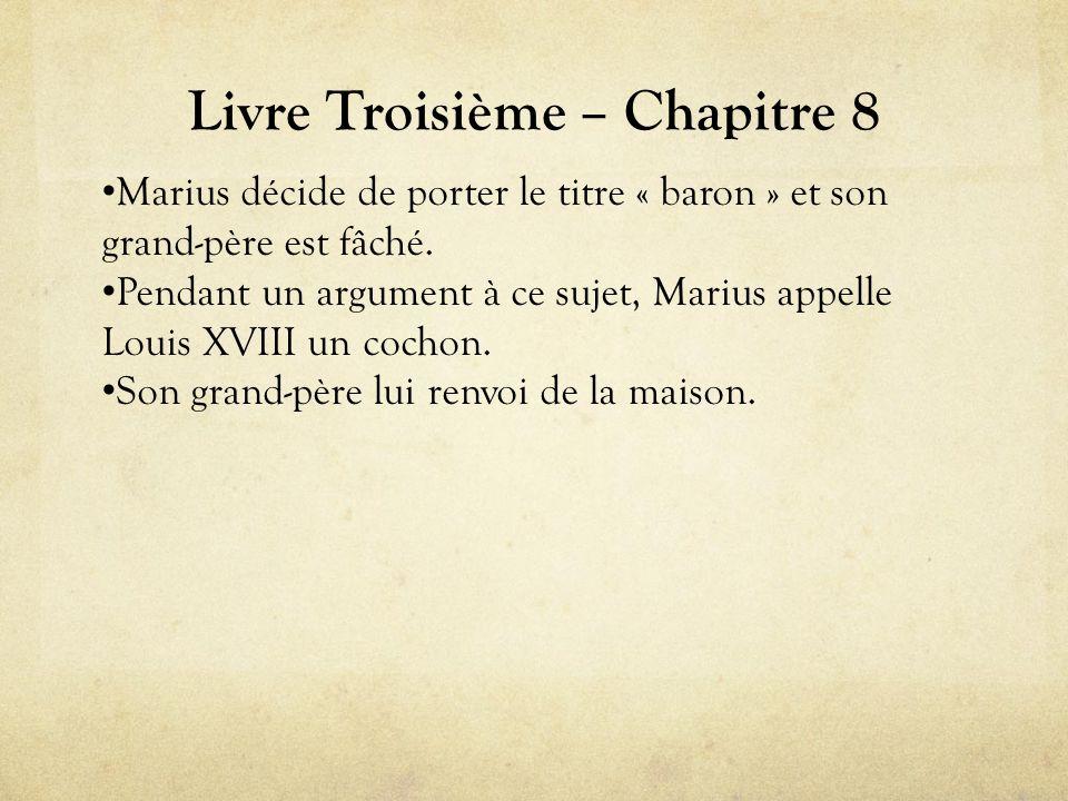 Livre Troisième – Chapitre 8