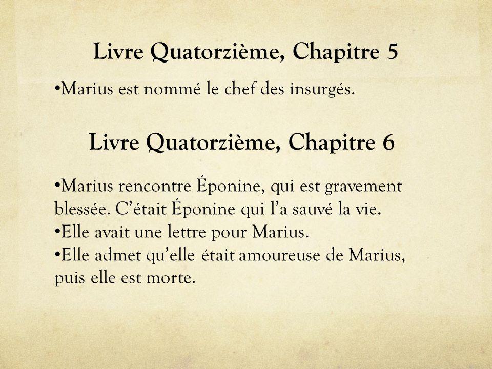 Livre Quatorzième, Chapitre 5