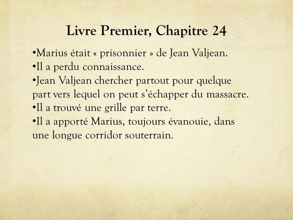 Livre Premier, Chapitre 24