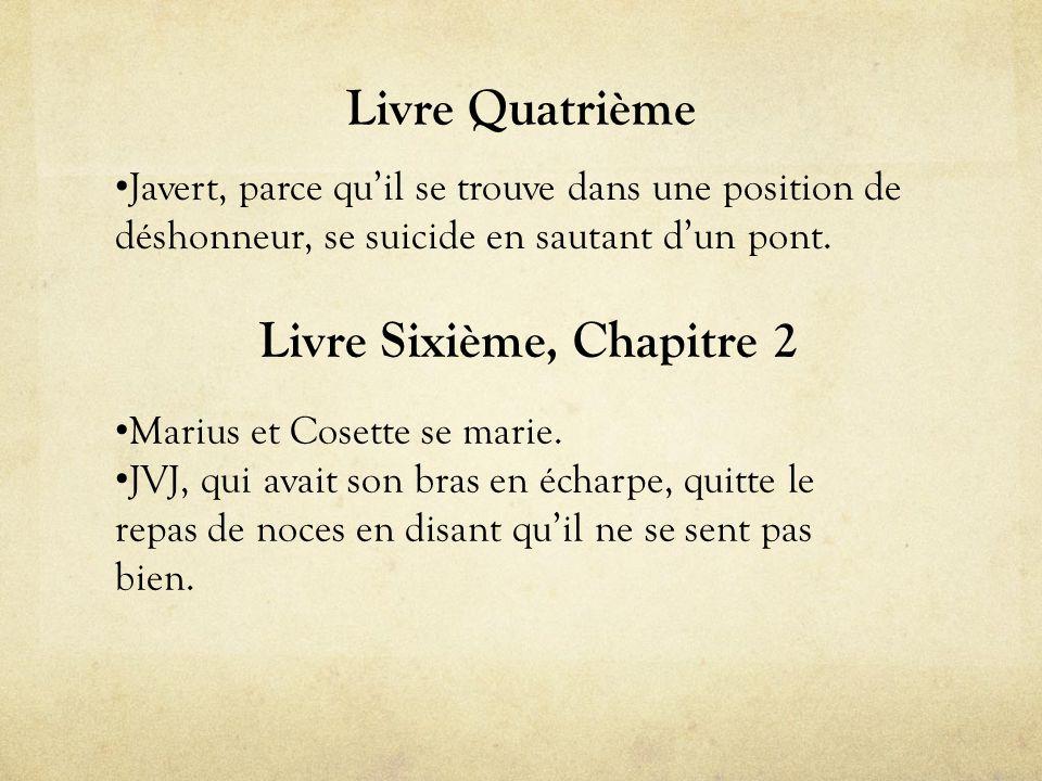 Livre Sixième, Chapitre 2