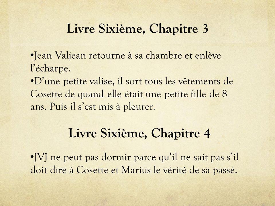 Livre Sixième, Chapitre 3