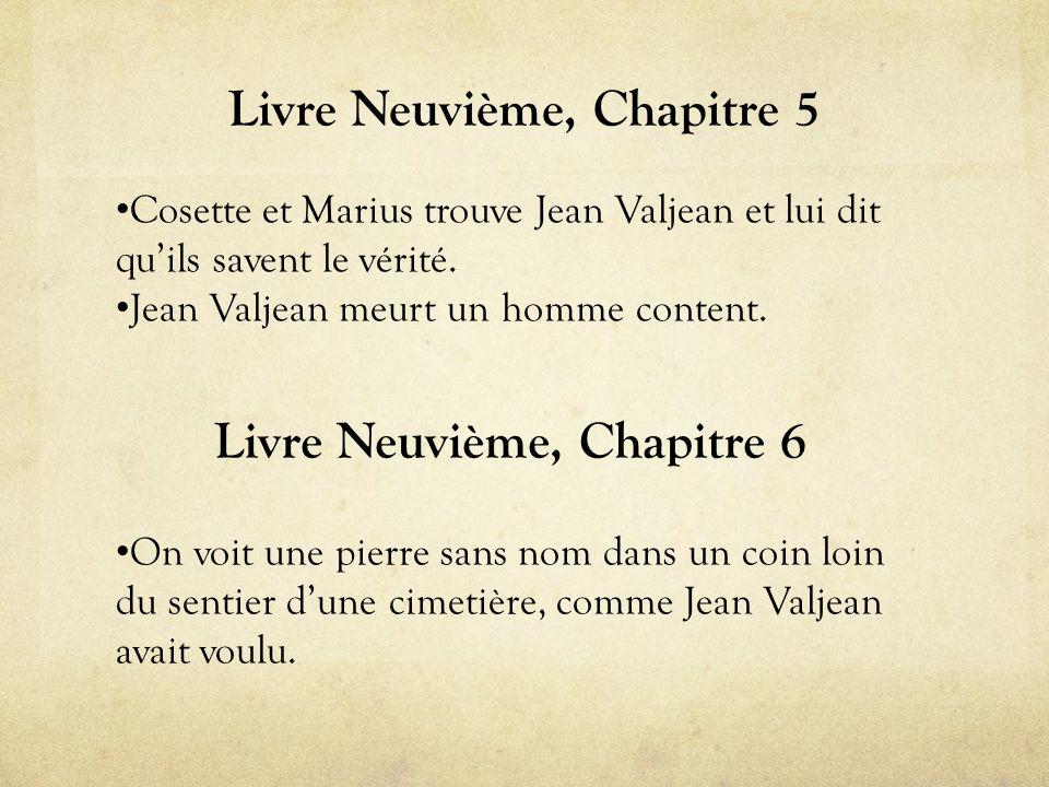 Livre Neuvième, Chapitre 5