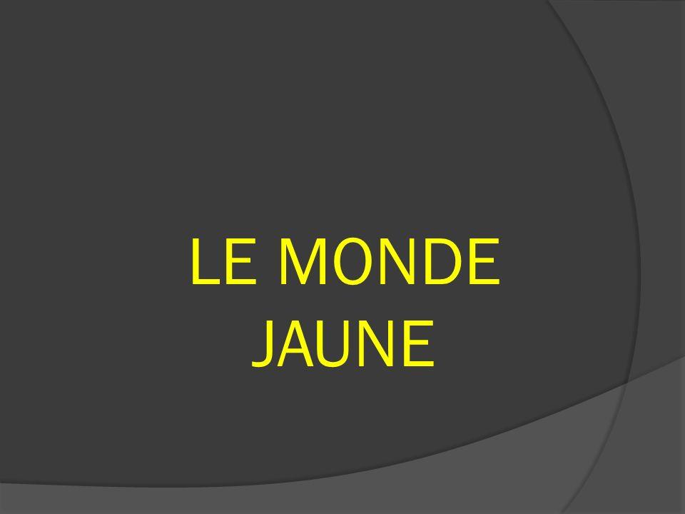 LE MONDE JAUNE