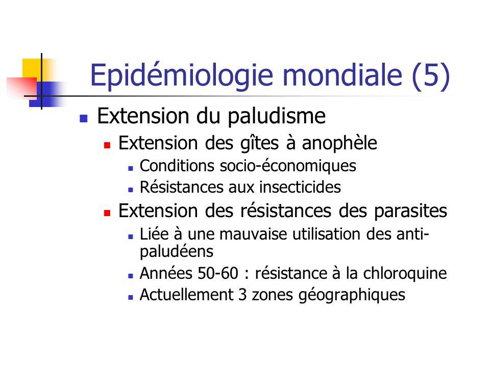 Epidémiologie mondiale (5)