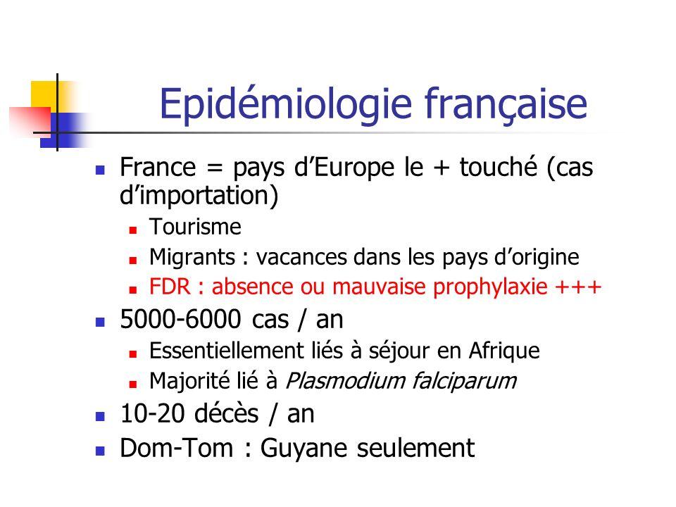 Epidémiologie française