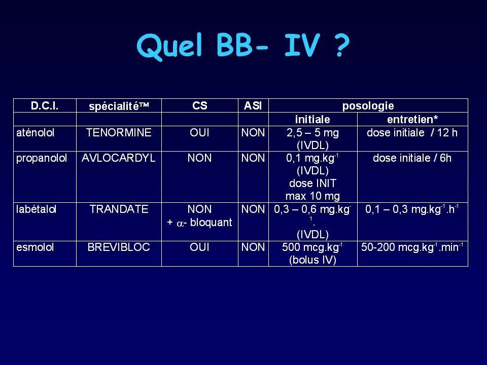 Quel BB- IV