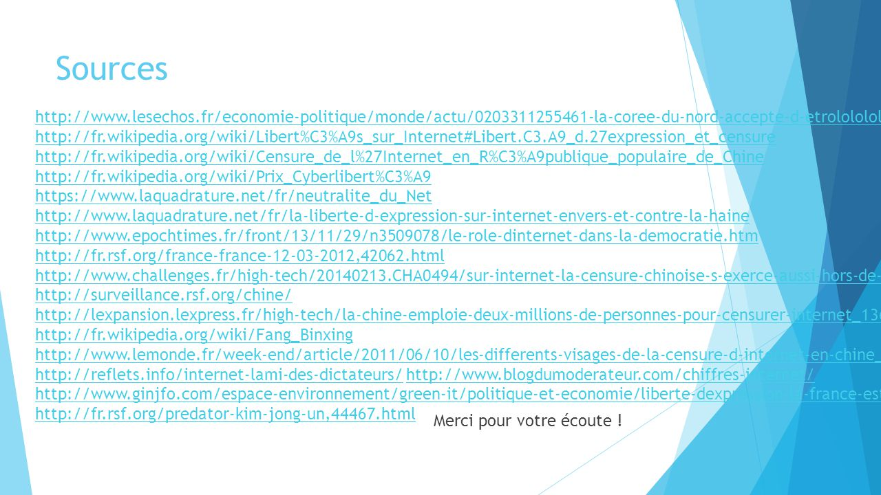 Sources http://www.lesechos.fr/economie-politique/monde/actu/0203311255461-la-coree-du-nord-accepte-d-etrolololol-sa-porte-a-internet-649917.php.