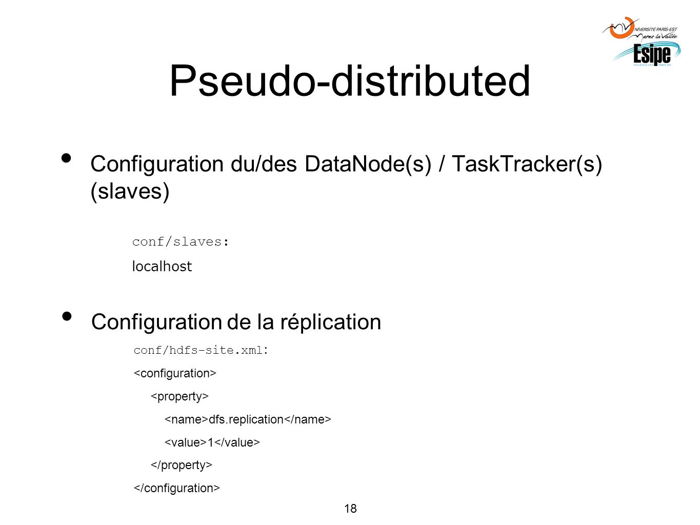 Expos s logiciels syst mes et r seaux ppt video online for Distributed configuration