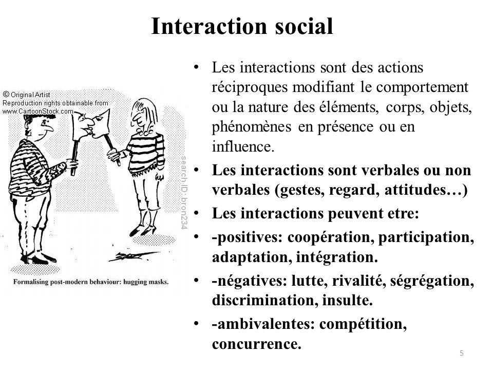 Interaction social