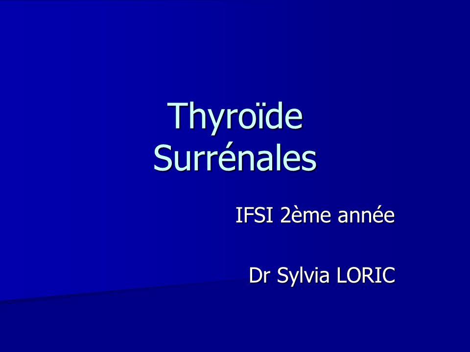 IFSI 2ème année Dr Sylvia LORIC