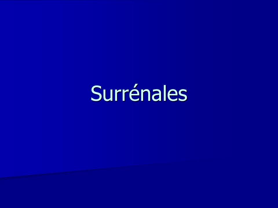 Surrénales
